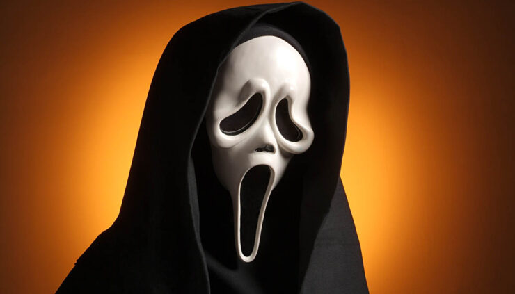 horror movie icons as zodiac signs
